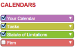 Clio calendar
