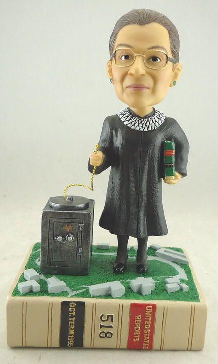 Ruth Bader Ginsburg Bobblehead