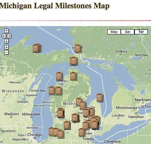 Milestonemap