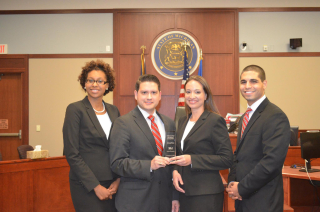 NTAC Champions - Houston Law Center