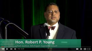 Chief Justice Young